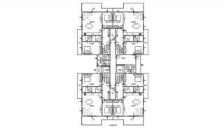 Luxus Wohnungen im Zentrum von Mahmutlar Alanya, Immobilienplaene-10