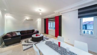 Fully Furnished Duplex Villas with Sea View in Alanya Tepe, Interior Photos-1