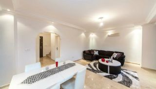 Fully Furnished Duplex Villas with Sea View in Alanya Tepe, Interior Photos-2