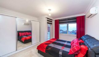 Fully Furnished Duplex Villas with Sea View in Alanya Tepe, Interior Photos-6