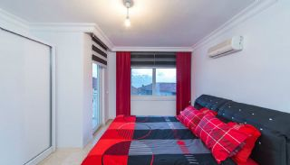 Fully Furnished Duplex Villas with Sea View in Alanya Tepe, Interior Photos-7
