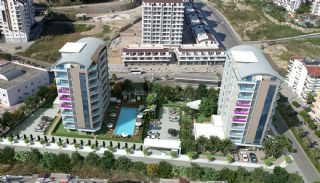 Exklusiva Fastigheter i Deluxe-Komplexet i Alanya, Alanya / Avsallar - video