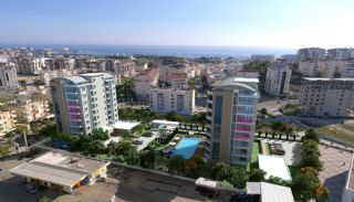 Exclusive Properties in the Deluxe Complex in Alanya, Alanya / Avsallar