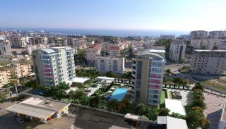 Exklusiva Fastigheter i Deluxe-Komplexet i Alanya, Alanya / Avsallar