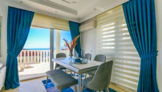 Sea View Detached Villas with a Spacious Terrace in Alanya, Interior Photos-5