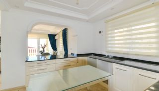 Sea View Detached Villas with a Spacious Terrace in Alanya, Interior Photos-6