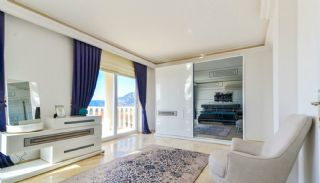 Sea View Detached Villas with a Spacious Terrace in Alanya, Interior Photos-7