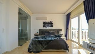 Sea View Detached Villas with a Spacious Terrace in Alanya, Interior Photos-11