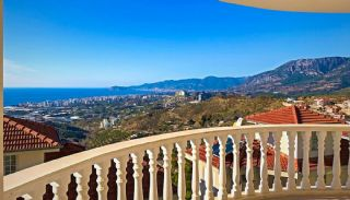Sea View Detached Villas with a Spacious Terrace in Alanya, Interior Photos-18