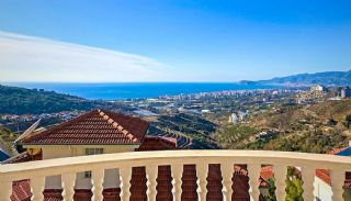 Sea View Detached Villas with a Spacious Terrace in Alanya, Interior Photos-19
