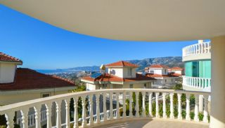 Sea View Detached Villas with a Spacious Terrace in Alanya, Interior Photos-21
