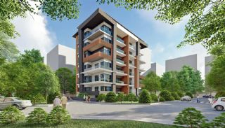 Modern Apartments 350 mt to the Beach in Mahmutlar Alanya, Alanya / Mahmutlar