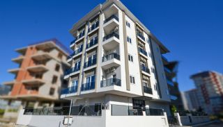Apartments with High-Quality Workmanship in Alanya, Alanya / Mahmutlar
