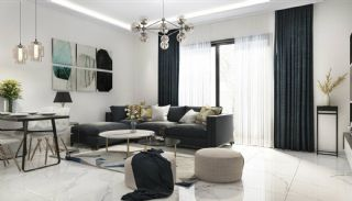 Deluxe Profitable Investment Apartments in Alanya, Interior Photos-1