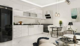Luxueux Appartements d'Investissement Rentables à Alanya, Photo Interieur-3