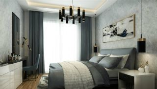 Luxueux Appartements d'Investissement Rentables à Alanya, Photo Interieur-5