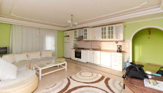 Volledig Instapklaar Appartement in Alanya, Interieur Foto-2
