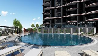Flats with Excellent Nature and City Views in Alanya, Alanya / Mahmutlar - video
