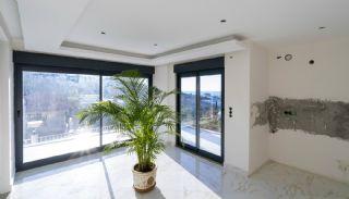Ljusa Villor med Panoramiska Havsutsikt och Natur i Alanya, Interiör bilder-3