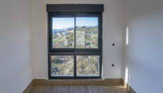 Ljusa Villor med Panoramiska Havsutsikt och Natur i Alanya, Interiör bilder-9