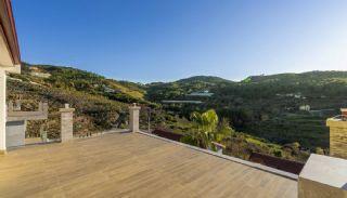 Ljusa Villor med Panoramiska Havsutsikt och Natur i Alanya, Interiör bilder-18