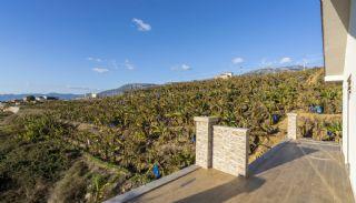 Ljusa Villor med Panoramiska Havsutsikt och Natur i Alanya, Interiör bilder-19