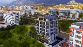 Investerings Appartementen 50 Meter van het Strand in Alanya, Alanya / Kargicak - video