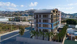 Квартиры в Каргыджаке в Алании в 50 Метрах от Пляжа, Алания / Каргыджак - video