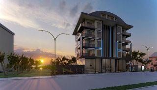Investerings Appartementen 50 Meter van het Strand in Alanya, Alanya / Kargicak