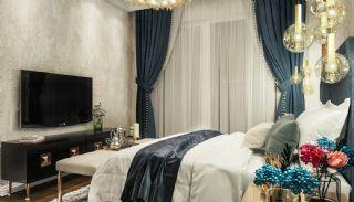 Квартиры в Каргыджаке в Алании в 50 Метрах от Пляжа, Фотографии комнат-18