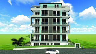 Wohnungen 50 m vom berühmten Cleopatra Strand in Alanya, Alanya / Zentrum - video