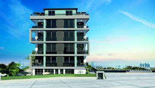 Wohnungen 50 m vom berühmten Cleopatra Strand in Alanya, Alanya / Zentrum