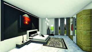 Wohnungen 50 m vom berühmten Cleopatra Strand in Alanya, Foto's Innenbereich-5