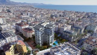 Real Estate with Excellent Nature and City Views in Alanya, Alanya / Center - video