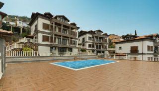 Authentische Häuser mit fantastischem Meerblick in Alanya, Alanya / Zentrum