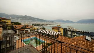 Authentic Houses with Fantastic Sea View in Alanya, Interior Photos-20