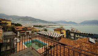 Authentische Häuser mit fantastischem Meerblick in Alanya, Foto's Innenbereich-20
