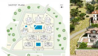 Authentische Häuser mit fantastischem Meerblick in Alanya, Immobilienplaene-3