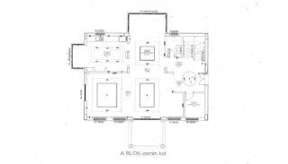 Authentische Häuser mit fantastischem Meerblick in Alanya, Immobilienplaene-4