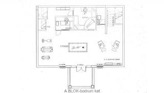 Authentische Häuser mit fantastischem Meerblick in Alanya, Immobilienplaene-6