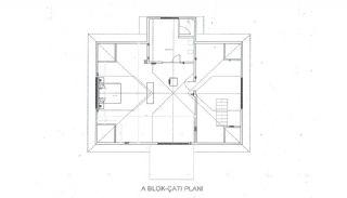 Authentische Häuser mit fantastischem Meerblick in Alanya, Immobilienplaene-7