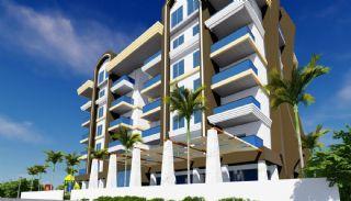 Nouveaux Appartements à 700 Mètres de la Plage d'Alanya, Alanya / Mahmutlar - video