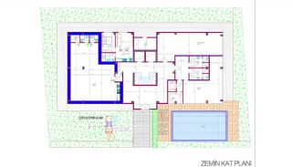New-Built Apartments 700 mt to the Beach in Alanya, Property Plans-1