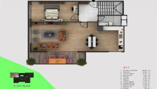 Exklusives Anwesen mit Meer- und Flussblick in Alanya, Immobilienplaene-4