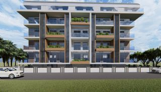 Luxury Flats 300 mt to the Beach in the Center of Alanya, Alanya / Center - video
