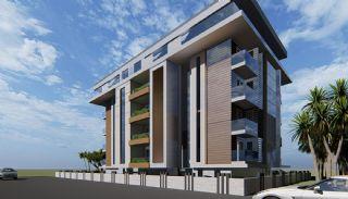 Квартиры в Центре Алании в 300 Метрах от Пляжа Клеопатры, Алания / Центр