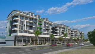 Contemporary Apartments 50 mt to the Beach in Alanya, Alanya / Kargicak