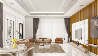 Apartments with Quality Workmanship in Mahmutlar Alanya, Interior Photos-1