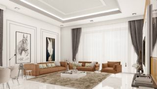 Apartments with Quality Workmanship in Mahmutlar Alanya, Interior Photos-2