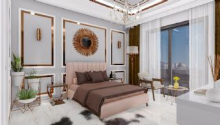 Apartments with Quality Workmanship in Mahmutlar Alanya, Interior Photos-9
